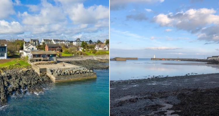 Donaghadee Best Coastal Towns UK   DesignMyNight