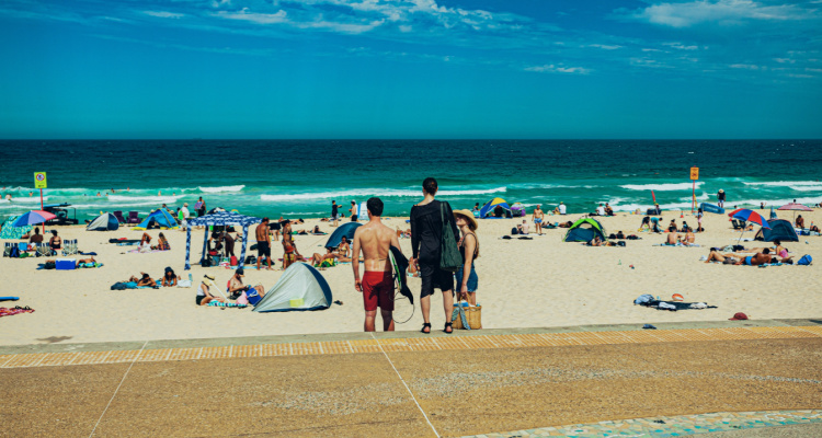 Maroubra Beach Can You Surf During Lockdown 2021 | DesignMyNight