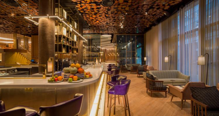 Interior Sycamore Restaurant London | DesignMyNight