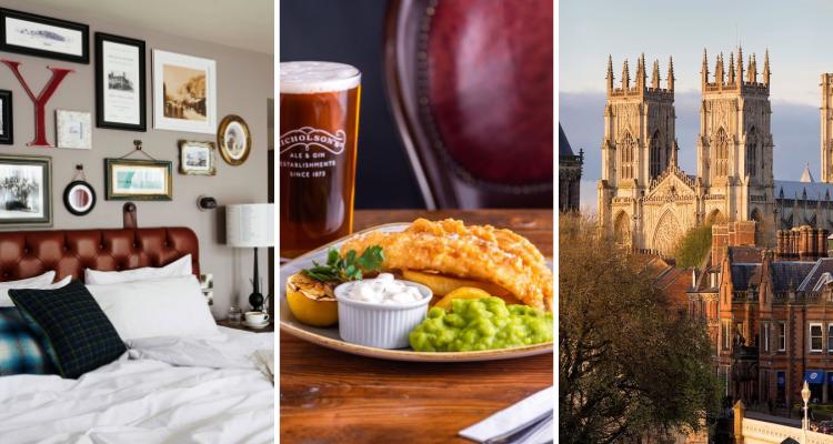 York: UK Holiday Ideas | DesignMyNight