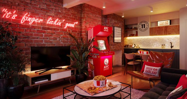 House of Harland KFC Hotel London | DesignMyNight