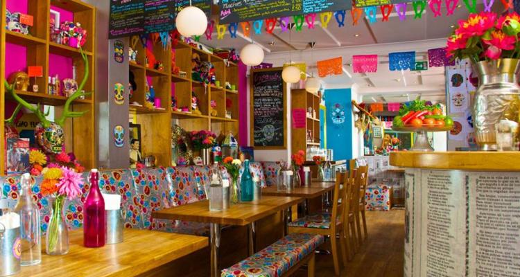 La Choza Mexican food