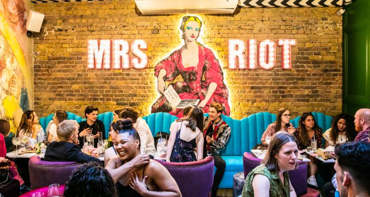 Mrs Riot Cocktail Bar