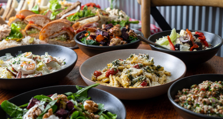 The North Spoon Sydney delivery