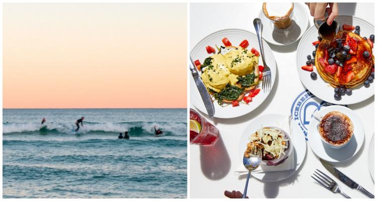 Bondi Beach NSW Surfing Lessons in Sydney   DesignMyNight