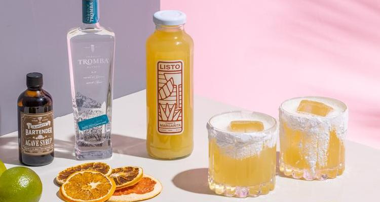 Cocktail Porter Australia DIY Margarita Cocktail Kit | DesignMyNight