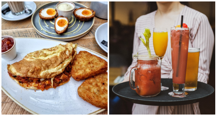 Delhi House Cafe Indian Bottomless Brunch Manchester | DesignMyNight