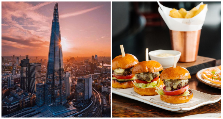 Oblix At The Shard Review London | DesignMyNight