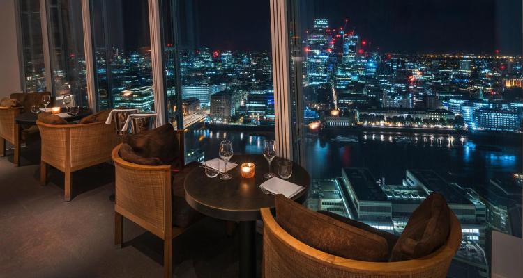 Oblix East Review London | DesignMyNight