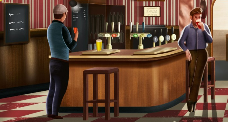 Only Fools And Horses Pub London | DesignMyNight