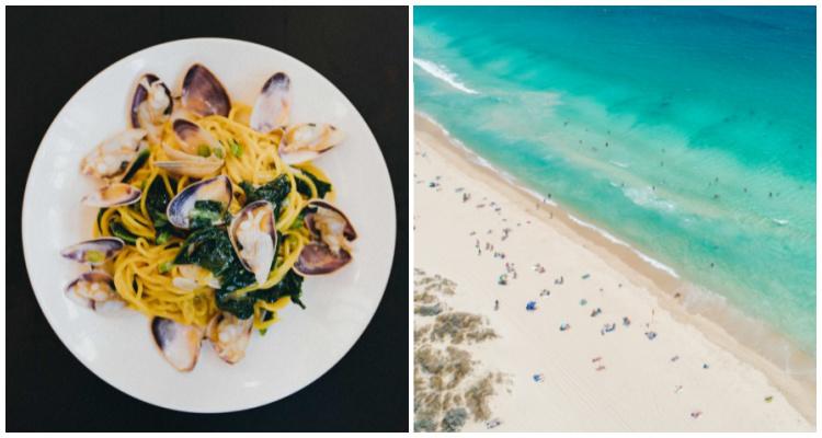 Scarborough Beach WA Surfing Australia Lulu La Delizia   DesignMyNight