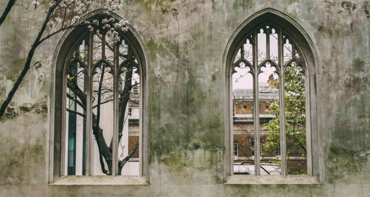 St Dunstan In The East | Secret Gem | DesignMyNight