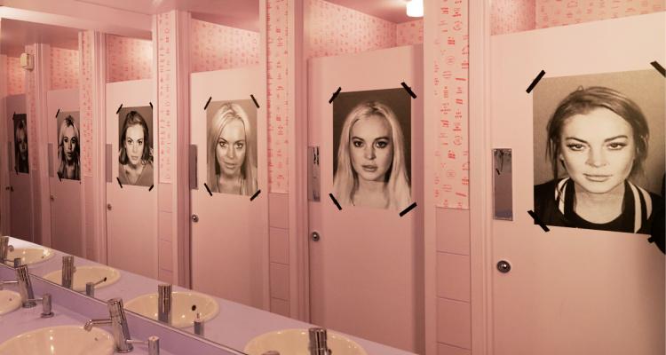 Weird Toilets | London | DesignMyNight
