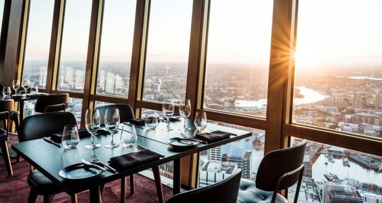 83 and Infinity Which Restaurants Are Taking Bookings   DesignMyNight