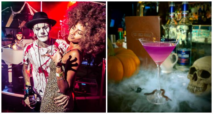Piano Works Halloween Cocktail | DesignMyNight